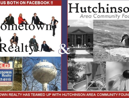 Hometown Realty Teams Up With Hutchinson Area Community Foundation