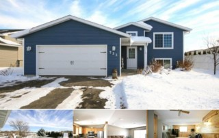 featured home, featured property, homes for sale, homes for sale in Hutchinson, hometown realty, hutchinson minnesota realtors, hutchinson mn real estate, Hutchinson MN realtors, hutchinson real estate, mcleod county real estate, houses for sale, agents, agency, split level, heated garage, vaulted ceilings