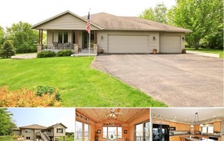 featured home, featured property, homes for sale, homes for sale in Hutchinson, hometown realty, hutchinson minnesota realtors, hutchinson mn real estate, Hutchinson MN realtors, hutchinson real estate, mcleod county real estate, houses for sale, agents, agency, lake property, bear lake, executive home