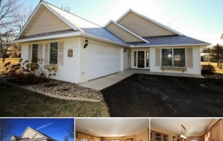 featured home, featured property, homes for sale, homes for sale in Hutchinson, hometown realty, hutchinson minnesota realtors, hutchinson mn real estate, Hutchinson MN realtors, hutchinson real estate, mcleod county real estate, houses for sale, agents, agency, oakwood court, maintenance free