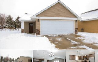 featured home, featured property, homes for sale, homes for sale in Hutchinson, hometown realty, hutchinson minnesota realtors, hutchinson mn real estate, Hutchinson MN realtors, hutchinson real estate, mcleod county real estate, houses for sale, agents, agency, one level, patio home